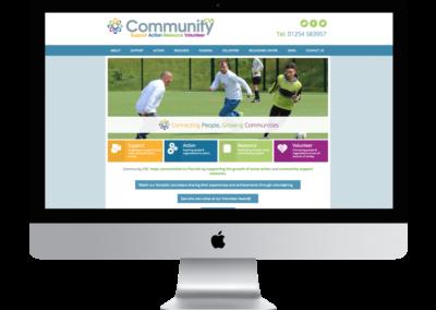 Community CVS Web