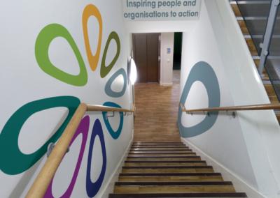 CVS Interior branding