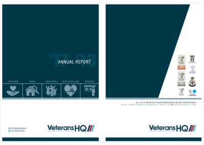 Veterans HQ Report